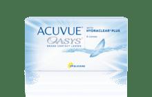 ACUVUE® OASYS con Tecnología HYDRACLEAR® PLUS